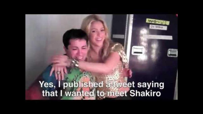 Juntos Shakira Shakiro together