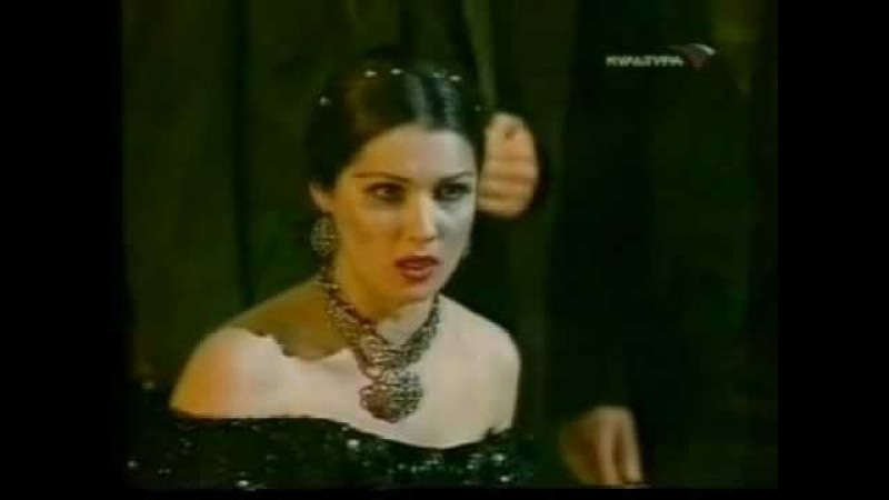 Anna Netrebko Alfredo, di questo core La Traviata YouTube
