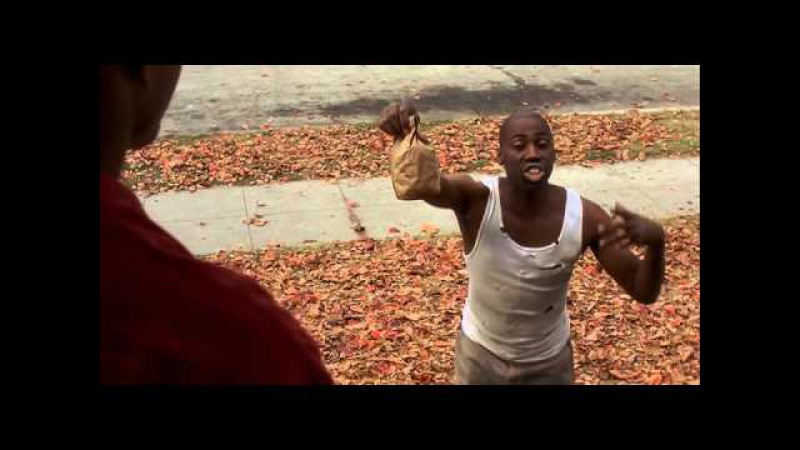 Don't Be a Menace to South Central While Drinking Your Juice in the Hood -funny scene 2.mov