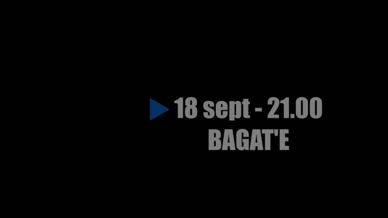TEASER: DJ PARADE@BAGAT'E [18-SEPT-2015]