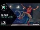 Fik-Shun | FRONTROW | World of Dance Bay Area 2015 WODBAY2015