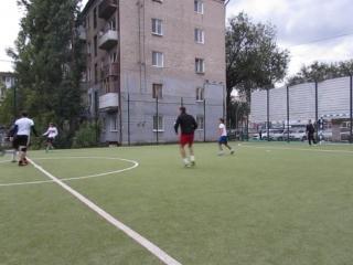 Чемпионат Рк Волжане Спартак 1 тайм (4:5)