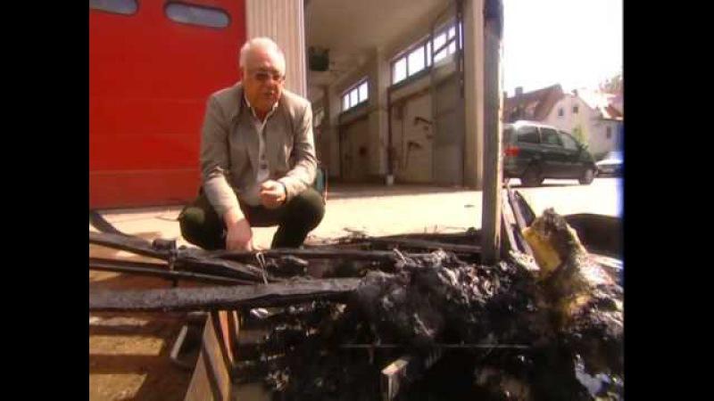 Сценарий катастрофы 4 Пожар в туннеле Капрун