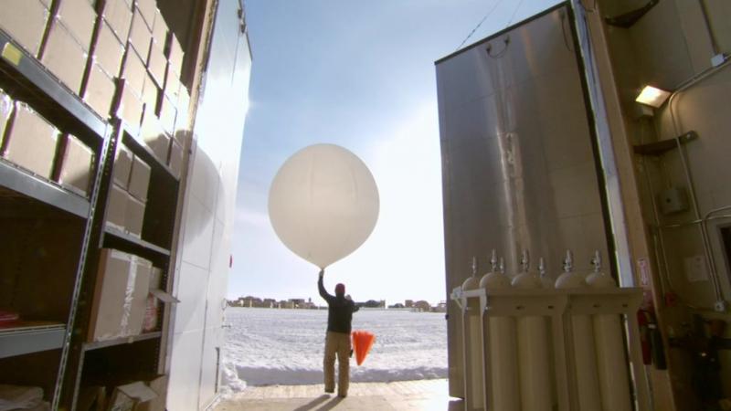 Замёрзшая планета Фильм 8 Наука на краю земли