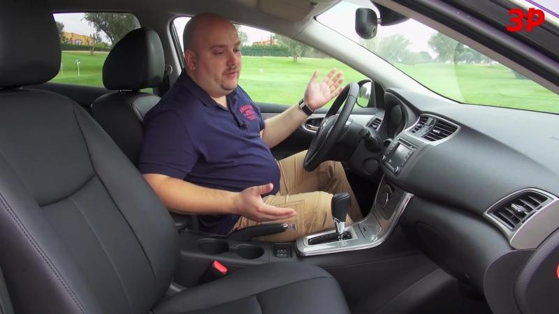 АвтоМир представляет: тест-драйв Nissan Sentra (2015): » Freewka.com - Смотреть онлайн в хорощем качестве