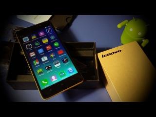 Lenovo K3 Note (k50 - t5) полный подробный и ЧЕСТНЫЙ ОБЗОР! тесты, мнение и отзыв о желтом китайце!