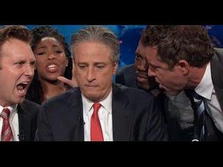 Jon Stewart Learns What Happens When You Criticize Israel