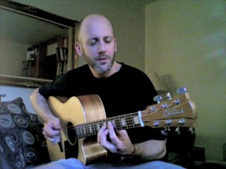 Adam Rafferty - Rock With You - Michael Jackson - Solo Fingerstyle Acoustic Guitar