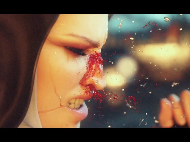 Замочил монашек HD Hitman Absolution E3 2012
