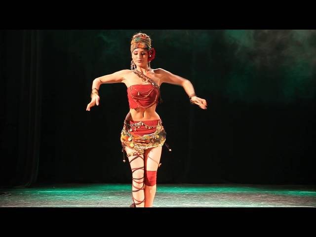 Shemakhinskaya Bayaderka Festival Yana Kremneva 2016