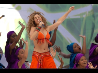 Shakira - Hips Don't Lie (Bamboo) - Live at FIFA 2006 World Cup