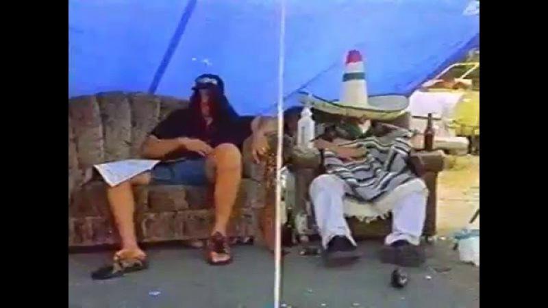BRUJERIA - Don Quijote Marijuana (OFFICIAL MUSIC VIDEO)
