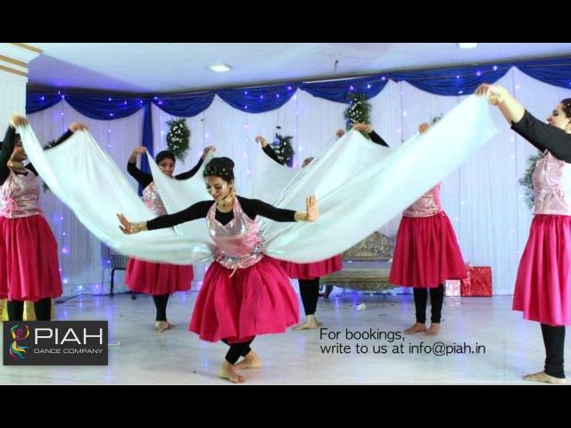 O Re Piya Performance at Salem Piah Dance Company