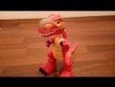 Дракон Fisher Price Imaginext Mega T Rex