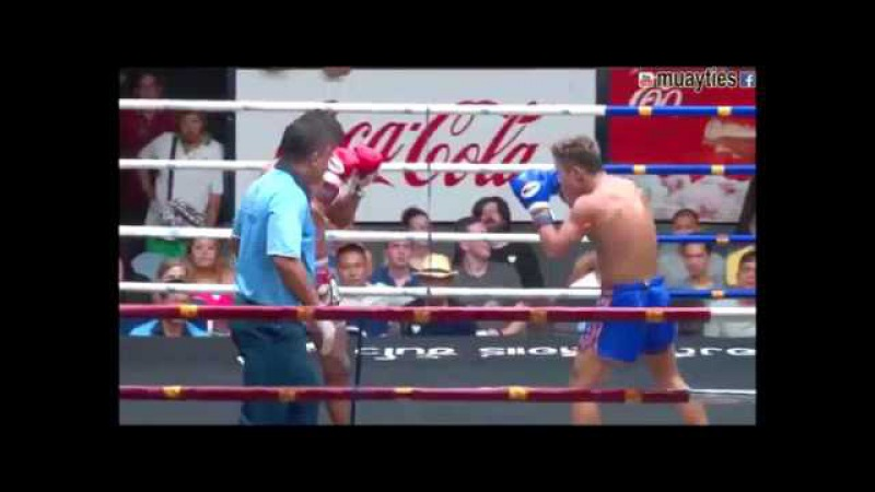 Muay Thai The Lek vs Kom Awut เดอะเล็ก vs คมอาวุธ, Rajadamnern Stadium,18 June 2016