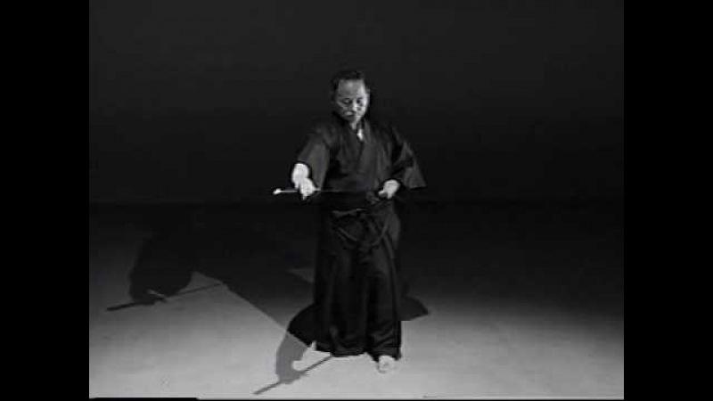 Iaido Kata Seitei 12 Ju Nihon me Nuki uchi High quality
