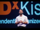 Breaking the Habit of Smalltalk Omid Scheybani TEDxKish