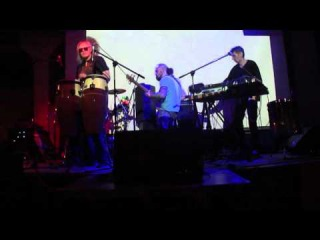Samosad Bend live at Winter Dub Session in The Place club, Sankt-Peterburg,  Part 2