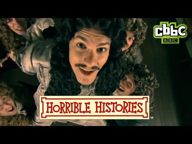 Horrible Histories Song Charles II King of Bling CBBC