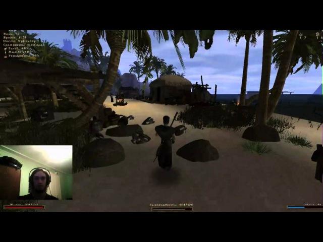 Pentak Stream. Gothic II Night of the Raven Возвращение 2.0 (The Returning 2.0). Часть 25