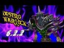 WOD Darmisam 1 Destro Warlock PvP 6 2 2 BG's