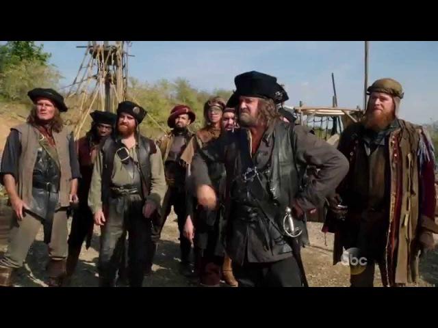 Пиратская Сухопутная из 4 эпизода Галаванта GladiolusTV смотреть онлайн без регистрации