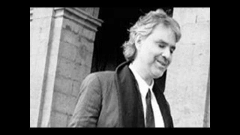 Un amore cosi grande - Andrea Bocelli