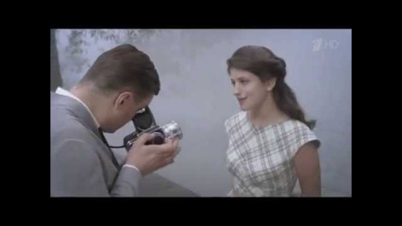 Портретная съемка: приемы работы с моделью сериал Оттепель