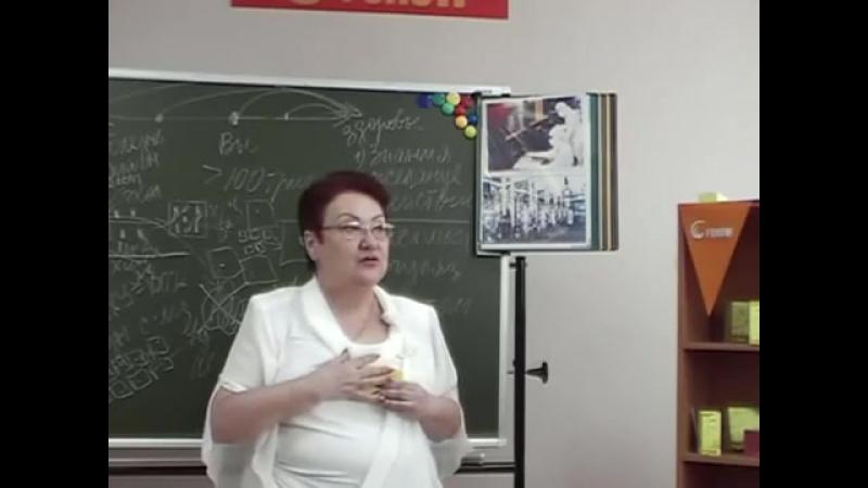 Врач Ибрагимова Мадина Касимовна о продукции корпорации Fohow
