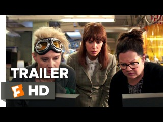 Ghostbusters Official Trailer #1 (2016)