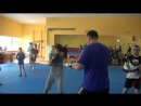 тренировкиММА, МиксФайт, Бои без Правил, М1, К1, Тайский бокс.ЖЕНСКАЯ САМООБОРОНА И РАСТЯЖКА НА ШПАГАТ Щёлково.