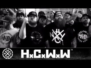 COLDSIDE FT. ROGER MIRET AF & FREDDY MADBALL - OUTCASTS, THUGS & OUTSIDERS (OFFICIAL VERSION HCWW)