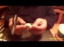 Изготовление из суперпластика Полиморфуса приманки и блесны калебалки для рыбалки