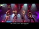 101003 2NE1 на шоу Шоколад Ким Джан Ын KJE's Chocolate 2 2 русс саб