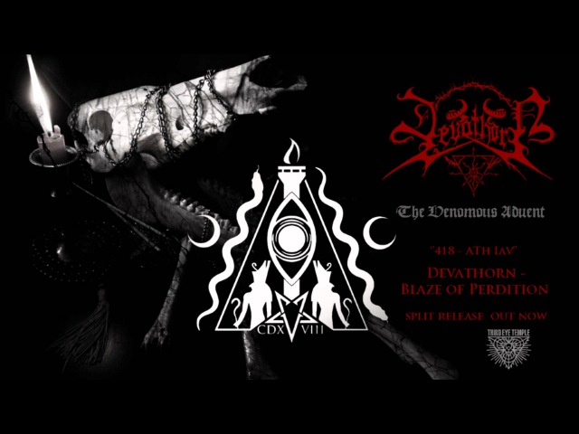 Devathorn The Venomous Advent OFFICIAL VIDEO feat Acherontas