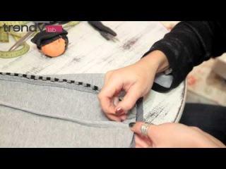 Trendy Lab №36 - Ч.2 - Мастер-класс Тани Чекиш (шапка и варежки)