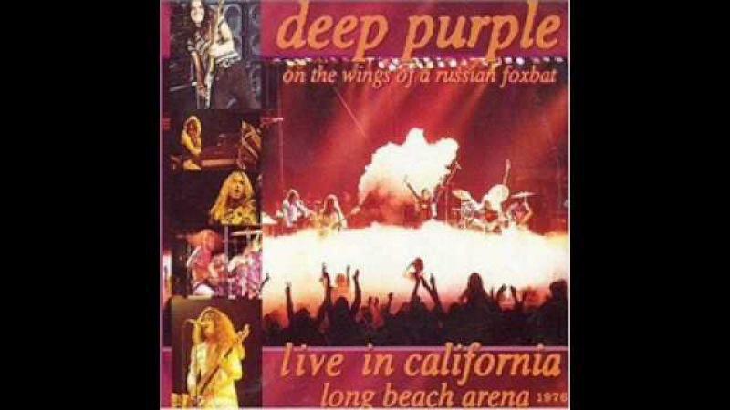 Deep Purple-Homeward Strut(Live in 1976 Long Beach)