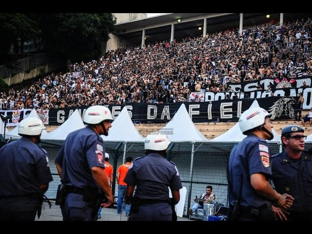EU NUNCA VOU TE ABANDONAR - Corinthians x Porcada - Pacaembu - Paulista 2016