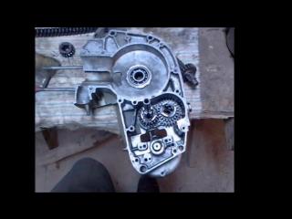 Ремонт мотоцикла Восход 2М