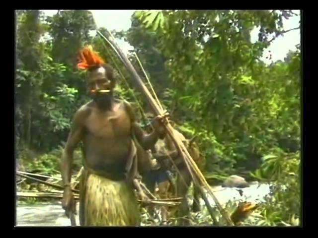 Tribe meets white man for the first time Original Footage 1 5