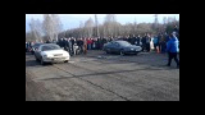 Exiv 3s GE 2gen S54 torsen VS Celica 3s GE 3gen S54 открытый дифф
