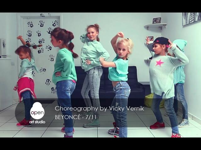 Beyoncé 7 11 choreography by Vicky Vernik Open Art Studio