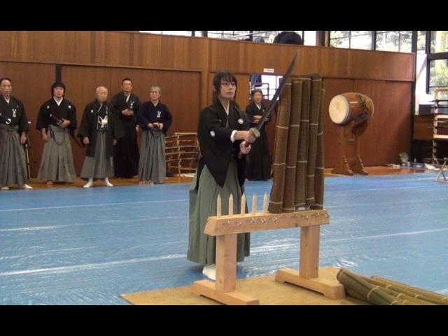 明治神宮奉納 居合抜刀道 第八回全国大会 Meiji Shrine dedication