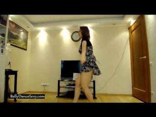 Iraq hot belly dance