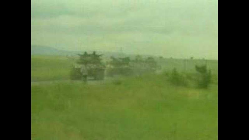 Одинокий батальон (1(3) Российские десантники в Приштине)