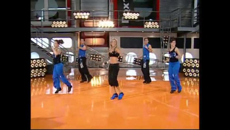 Танцевальная аэробика Батука ч 2 видео обучение zhezelru 480p