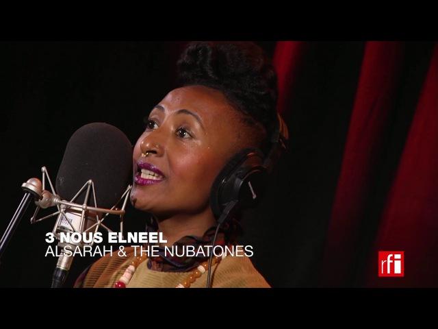 Alsarah the Nubatones chantent «A Roos Elneel» dans Musiques du monde