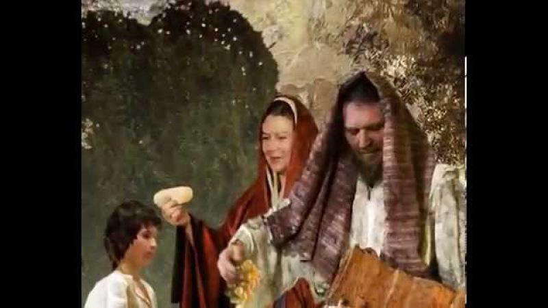 ☦ ☦ ☦ Святые Праведные Иоаким и Анна - Образ доброчинности