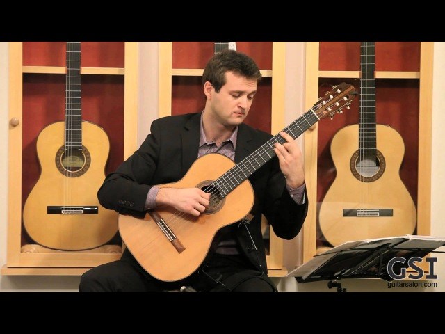 Llobets Variations on a Theme by Sor played by Vladimir Gorbach