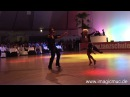 Jive - Michael Malitowski Joanna Leunis - Euro Dance Festival 2014